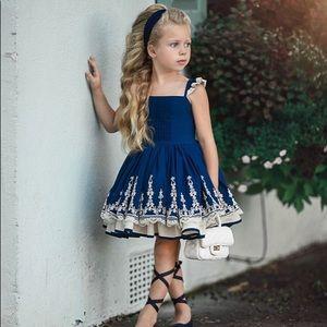 Dollcake Pretty as a Picture Dress
